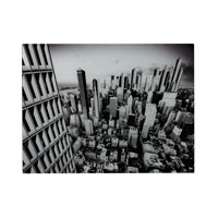 Manhattan Black And White Wall Décor
