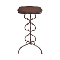 Sterling Manchester Side Table in Bright Bronze 51-10128