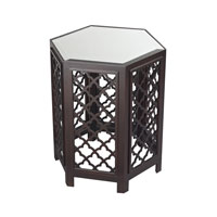 Sterling Marrakesh Accent Table in Dark Bronze 51-10129