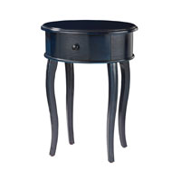 Sterling Signature Accent Table in Navy 51-10144