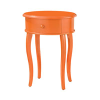 Sterling Signature Accent Table in Orange 51-10145