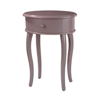 Sterling Signature Accent Table in Lilac 51-10147