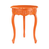 Sterling Signature Accent Table in Orange 51-10149