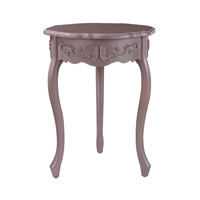 Signature 20 X 20 inch Lilac Accent Table Home Decor
