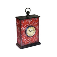 Sterling Industries Embossed Vine Clock (1- AA Battery Not Included) 51-1167