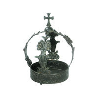 Sterling Industries King George Crown Statue 51-1536