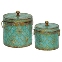 Sterling Industries Set of 2 Roth Boxes Decorative Accessory 51-3026