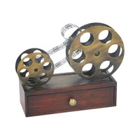 Sterling Industries Reel To Reel Box Decorative Accessory 51-3039