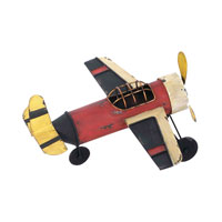 Sterling 51-3045 Statue 11 X 6 inch Plane Sculpture