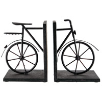Sterling Industries Pair Bicycle Bookends Decorative Accessory 51-3857
