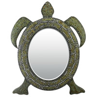 Sterling Industries Reflecting Tortoise Mirror in Gering 51-8076M