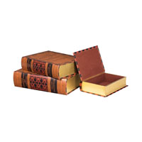 Sterling Industries Set of 3 Classic Books Decorative Accessory 51-9527