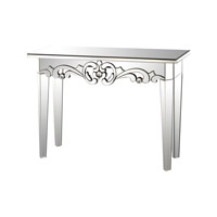Sterling Classic Chic Mirrored Scroll Console 5173-023
