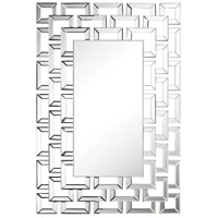 Opus 46 X 31 inch Clear Wall Mirror Home Decor