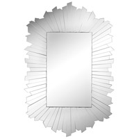 Clavier 48 X 30 inch Clear Wall Mirror Home Decor