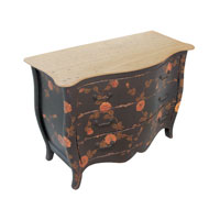 Sterling Industries Rose And Vine Chest 52-0160