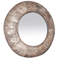 Sterling Industries Birch Bark Mirror in Wood 53-1160M photo thumbnail