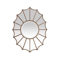 Sterling Industries Victoria Starburst Mirror in Antique Gold 55-0005M