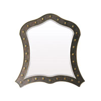 Sterling Industries Boden Park Mirror in Devonshire Bronze 55-210 photo thumbnail