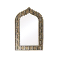 Sterling Industries Orwell Mirror in Culverhill Bronze 55-212