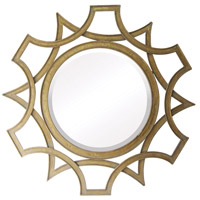 Abberley 40 X 40 inch Madlen Gold Wall Mirror