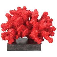 Sterling Industries Fire Island Coral Statue 60-1540 photo thumbnail
