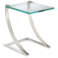 Sterling 6040947 Signature 20 X 16 inch Polished Nickel End Table