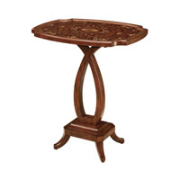 Signature 20 X 16 inch Fruitwood End Table Home Decor