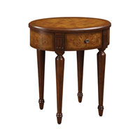 Signature 26 X 18 inch Mappa Burl Accent Table Home Decor