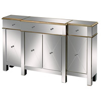 Sterling Signature Server Stand in Antique Gold 6043619