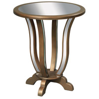 Sterling Signature End Table in Antique Gold 6043621
