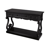 Sterling Signature Console in Ebony 6043681