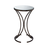Sterling Signature Side Table in Antique Bronze 6043731