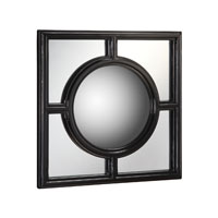 Sterling Industries Mirage Mirror in Gloss Black 6050514