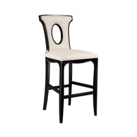 Alexis Ebony Bar Stool Home Decor