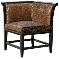 Signature Glossed Wood Chair Home Decor