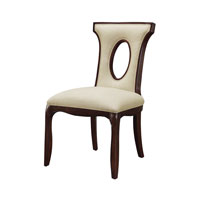 Signature Espresso Chair Home Decor