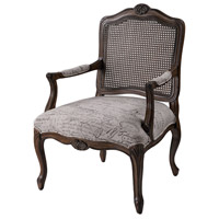 Signature Mahogany Arm Chair Home Decor