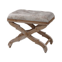 Sterling 6071401 Signature Antique Wash Ottoman