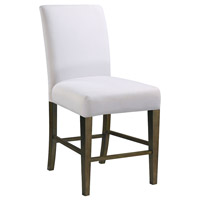 Couture Covers 42 inch Aged Driftwood Counter Stool