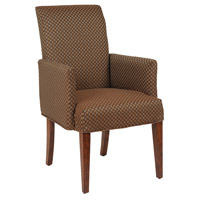 Sterling 6081126 Couture Covers Belvedere Arm Chair Cover, Ciroc
