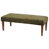 Sterling 6081134 Couture Covers Moss Bench Cover