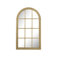 Sterling Arched Window Pane Mirror 6100-006