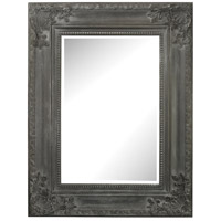 Marseilles 51 X 39 inch Black Ash Wall Mirror Home Decor