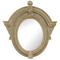 Sterling 6100-019 Parisian Dormer 26 X 25 inch Warm White Wall Mirror