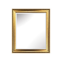 Lucrezia 28 X 24 inch Gibson Wall Mirror Home Decor