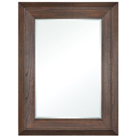 Cellar Door 48 X 36 inch Dark Oak Wall Mirror