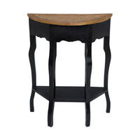Sterling Darlington Demi Console in Black 6500510