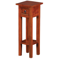 Signature 27 X 10 inch Espresso End Table
