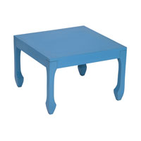 Marin 22 X 22 inch Accent Table Home Decor